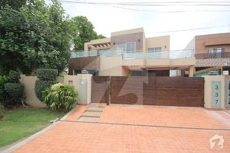 1 Kanal Full House Slightly Use Almost Brand New With Semi Furnished For Rent In Phase 4