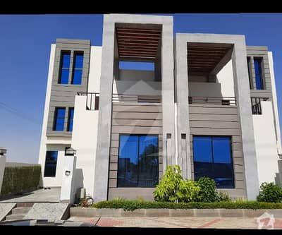 120 Yard Bungalow Available On Booking In Karachi Before Toll Plaza On Motorway