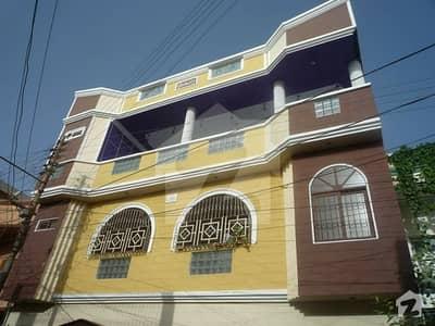 House Ground Plus 2 Excellent Condition Prime Location North Karachi Sector 11A