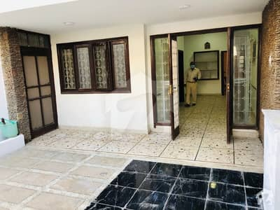 In Jamshed Town 3150  Square Feet Lower Portion For Rent