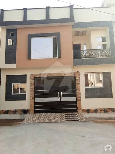 3 Marla Brand New Double Storey House For Sale Sized 675 Ft