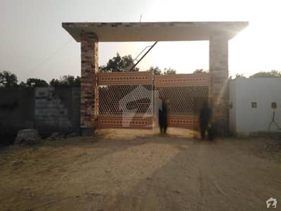 120 Sq Yards Plot For Sale In Al Noor Society 54-A