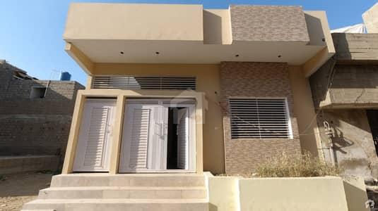 گلشن ملت کورنگی کراچی میں 3 کمروں کا 3 مرلہ مکان 70 لاکھ میں برائے فروخت۔