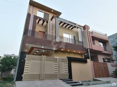 5 Marla Brand new House is for sale at Al Hafeez Garden Ibraheem Block