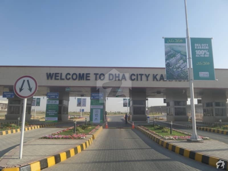 Defence Avenue Marketing Offers A Residential Plot In Sector 5a In Dha City Karachi