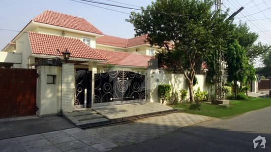2 Kanal House For Rent In DHA Phase 3 Z Block