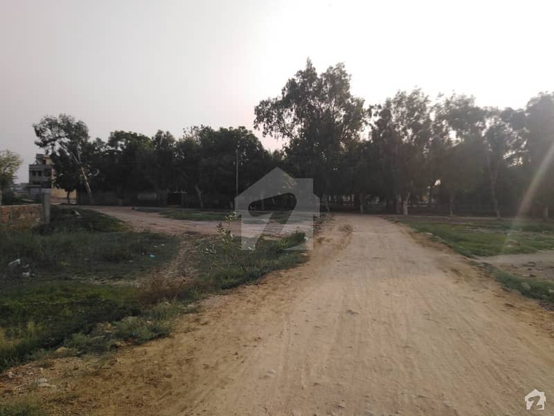 East Open Old Transfer Plot Available In Al Noor Sector 54a