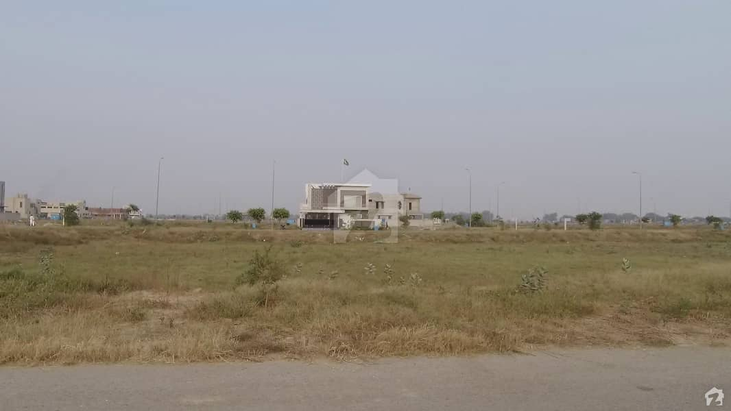 Richmoor Offer  1 Kanal Residential Plot Is For Sale In Phase 8 Dha Lahore