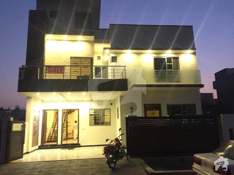 10 Marla Designer Home In Very Posh Location