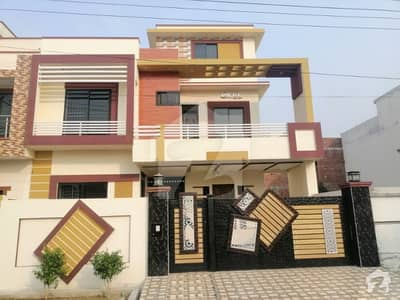 10 Marla House For Sale In Canal View