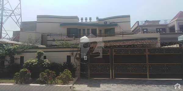 In Nemat Colony No 1 1 Kanal House For Sale