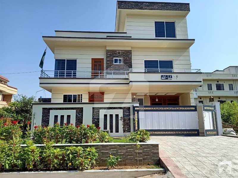 Brand New Corner 35 X 70 10 Marla Corner House For Sale In G13