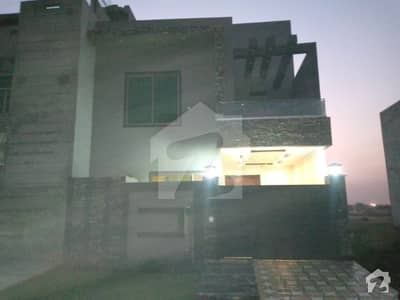 5 Marla Brand New House For Sale In Formanites Housing Scheme Block N