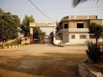 میرٹھ سوسائٹی سکیم 33 کراچی میں 1.2 کنال رہائشی پلاٹ 2.12 کروڑ میں برائے فروخت۔