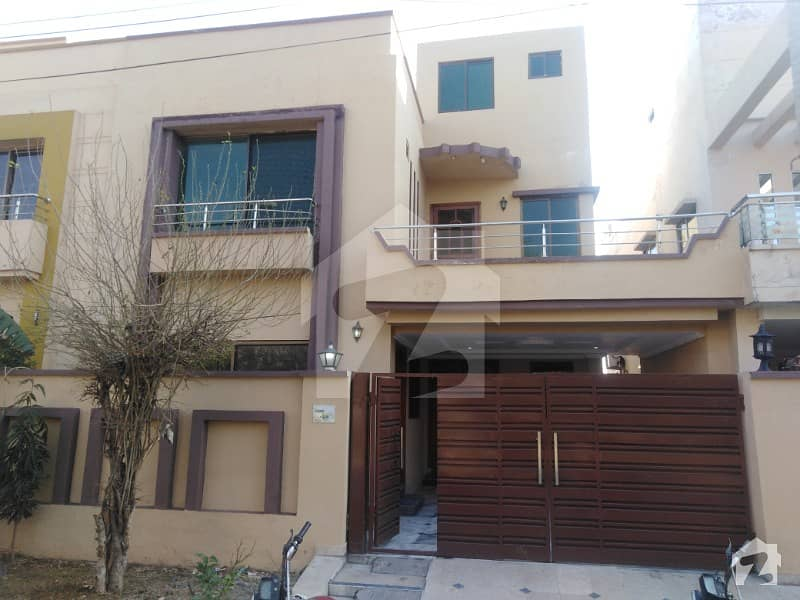 9 Marla House 4 Bedrooms Near To Park Usman Block Bahria Town Lahore
