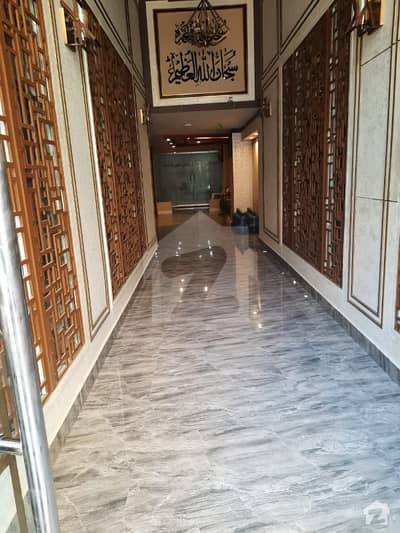 Saima Fine Tower 13th Floor Flat Is Available For Sale