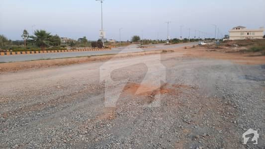 Airport Green Garden 5 Marla Plot File Down Payment Plus 1 Installment Paid File For Sale