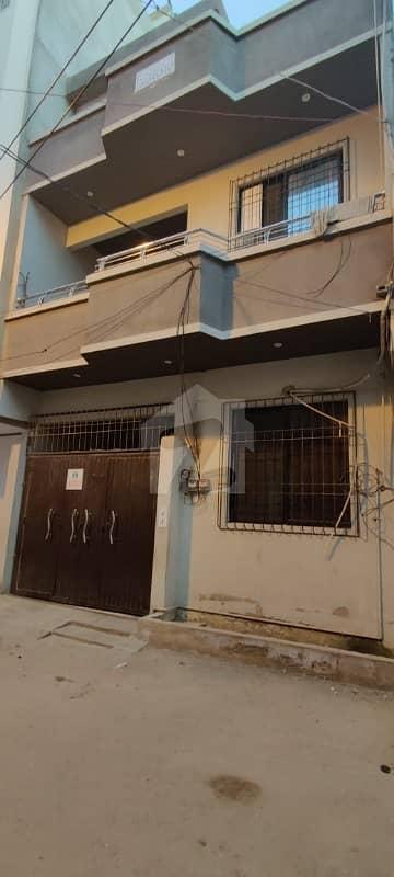 گلستانِِ جوہر ۔ بلاک 15 گلستانِ جوہر کراچی میں 4 کمروں کا 5 مرلہ مکان 1.55 کروڑ میں برائے فروخت۔