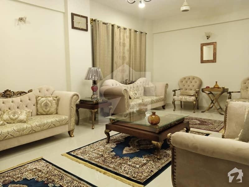 Naval Housing Scheme Karsaz Slightly Used West Open Apartment For Sale