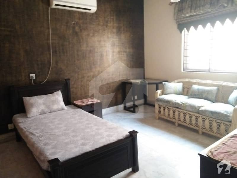 Asian Estate Offer 1 Furnished Room For Rent  In Dha Phase1