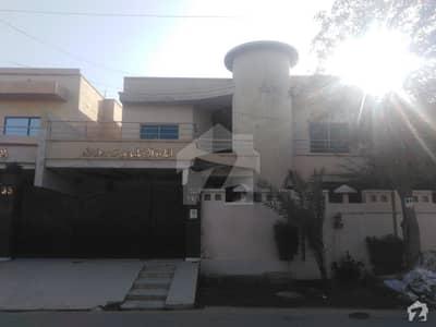 Ghalib City House For Sale Sized 17 Marla