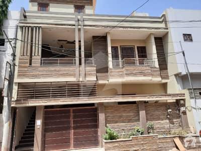 گلشنِ اقبال - بلاک 19 گلشنِ اقبال گلشنِ اقبال ٹاؤن کراچی میں 4 کمروں کا 6 مرلہ مکان 3.5 کروڑ میں برائے فروخت۔