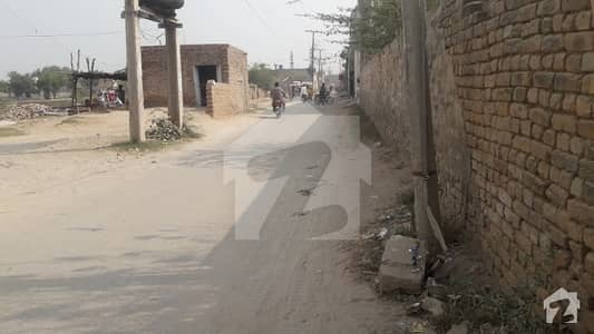 Perfect 3375  Square Feet Commercial Plot Inmain Road Ajaz Town