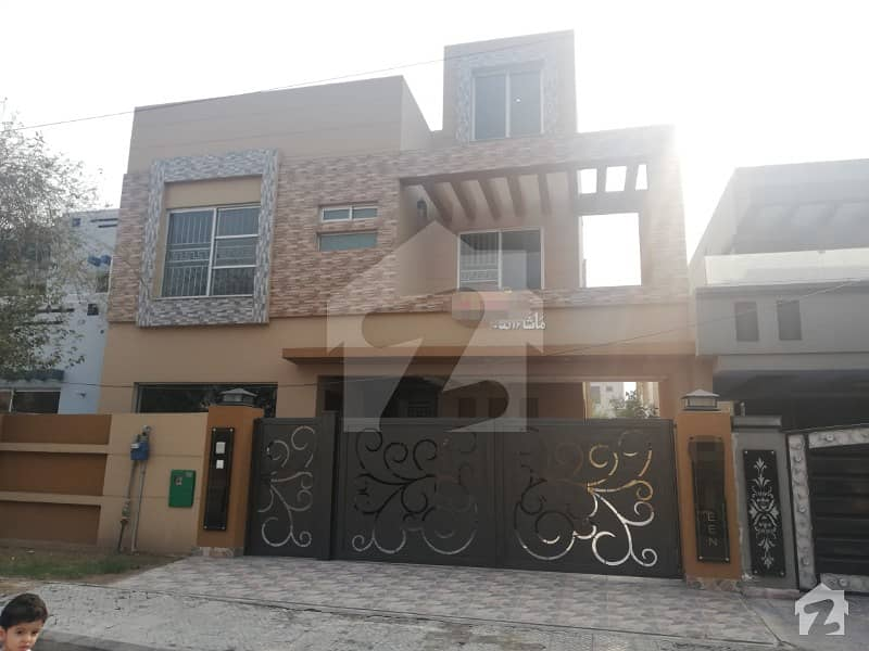 11 Marla Brand New Luxury House For Sale In Shaheen Block Sector B Bahria Town Lahore