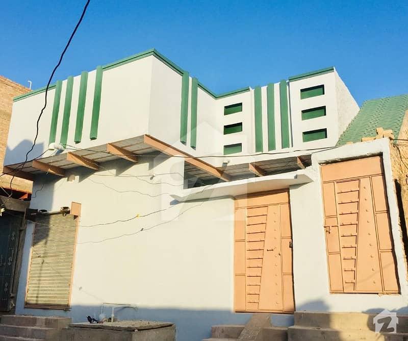اللہ آباد لاڑکانہ میں 2 کمروں کا 4 مرلہ مکان 40 لاکھ میں برائے فروخت۔