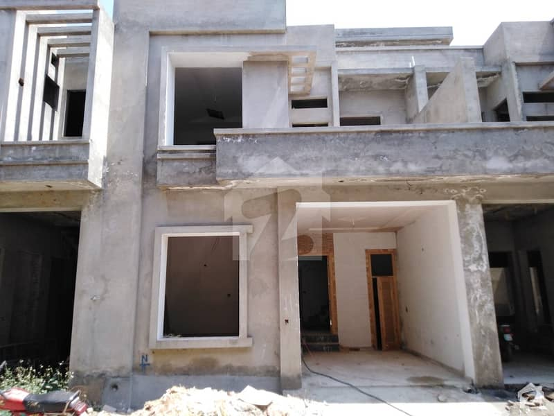 House Sized 3.5 Marla Is Available For Sale In Ghalib City