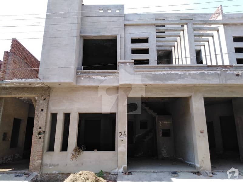 In Ghalib City House Sized 3.5 Marla For Sale