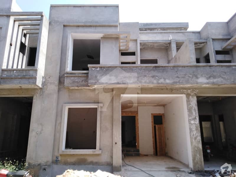 3.5 Marla House Is Available In Ghalib City