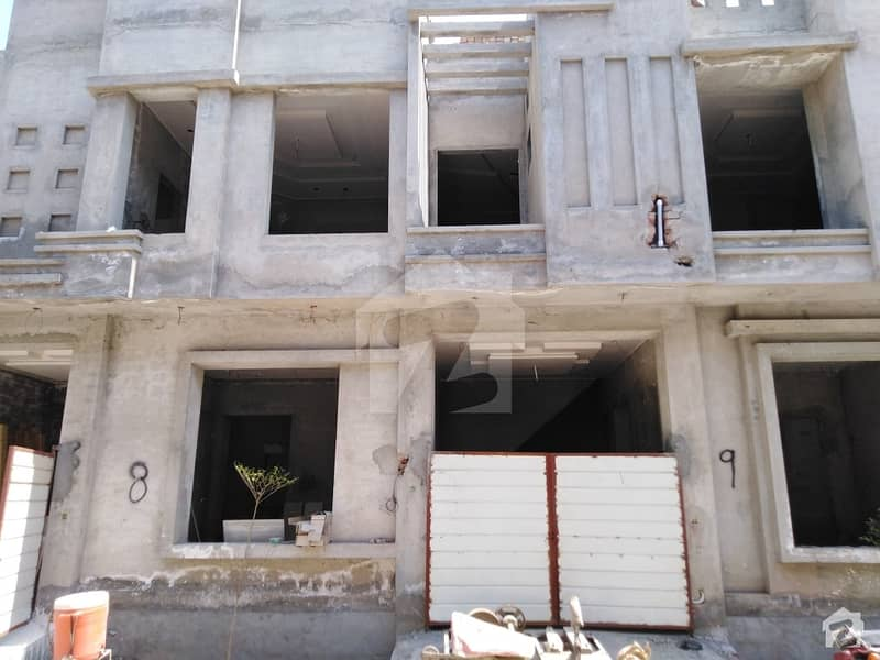 3.5 Marla House Is Available For Sale In Ghalib City