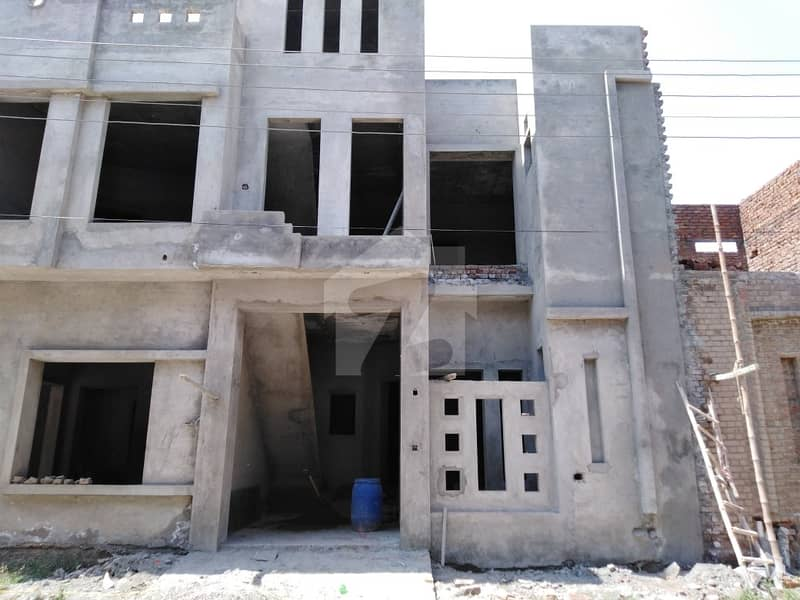 House Of 3.5 Marla In Ghalib City Is Available