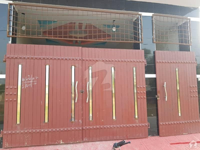 4 Marla House For Sale Double Storey Sahi Colony