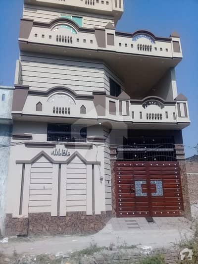 4.5 Marla Brand New House For Sell At Main Bazar Sambrial