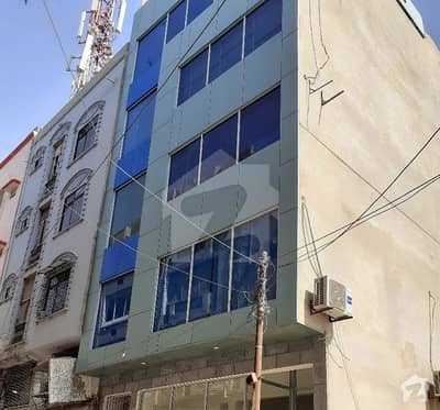 100 Yds Just Like New Beautiful Building For Sale In Dha Ph5
