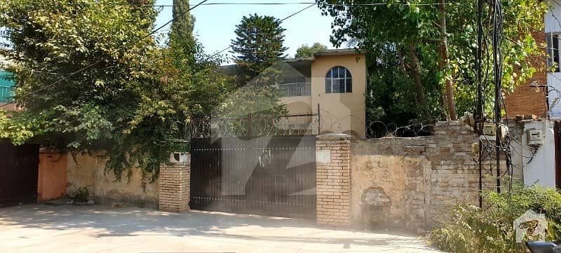 House Sized 9675  Square Feet Is Available For Sale In Satellite Town