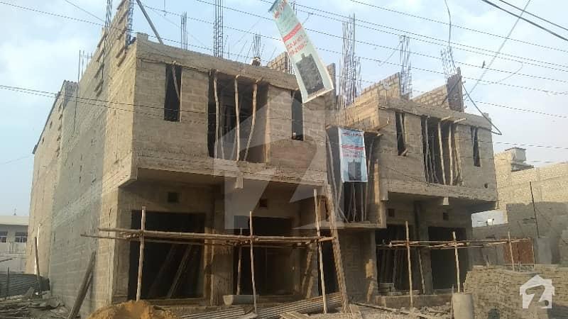 کے ڈی اے ایمپلائز سوسائٹی - کورنگی کورنگی کراچی میں 4 کمروں کا 5 مرلہ فلیٹ 48 لاکھ میں برائے فروخت۔