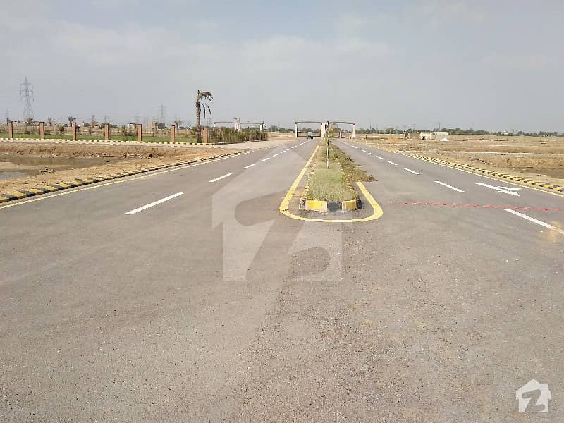200 Square Yards Residential Plot