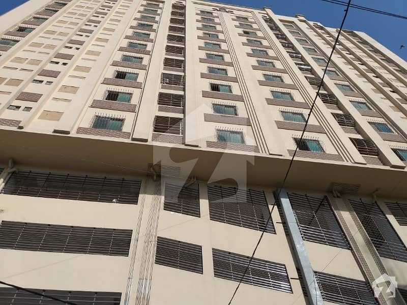Brand New Corner Apartment With Lift Is Available For Sale