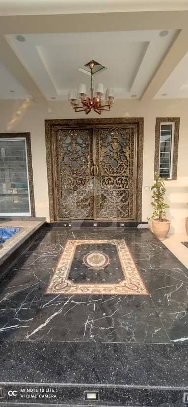 1 Kanal Luxurious Brand New 8 Beds House With Basement Phase 6 Dha Lahore