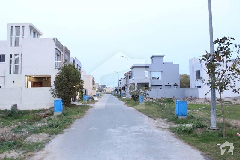 Dha 9 Town C Block 6 Marla Possession Corner Plot On 100ft Road For Sale