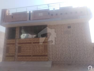 4 Marla House Is Available In Green Town