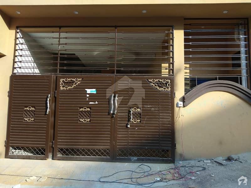 Janjua Town 5 Marla House Up For Sale