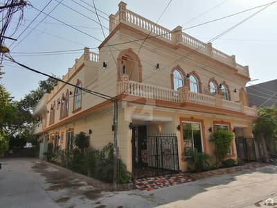 Estate King Offers 4 Marla Brand New Beautiful Design Corner House Is For Sale At New Super Town