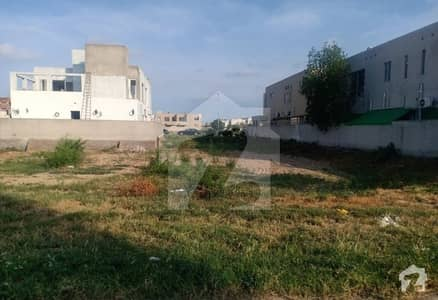 1 Kanal Residential Plot For Sale Sector F , Plot No 418 Phase 9 Prsim , Dha Lahore,