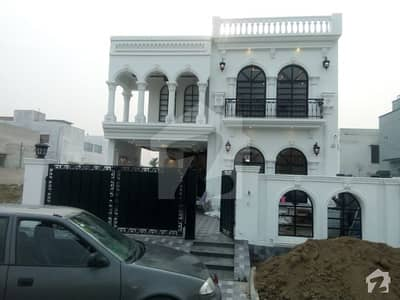 12 Marla Brand New Double Story House Available For Sale In Green City