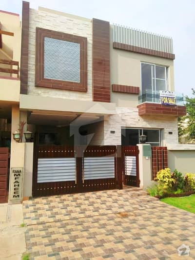 Syed Brothers Offers 5 Marla Brad New Beautiful Luxury Bungalow For Sale
