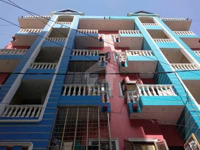 کورنگی - سیکٹر 31-جی کورنگی کراچی میں 2 کمروں کا 2 مرلہ فلیٹ 21 لاکھ میں برائے فروخت۔